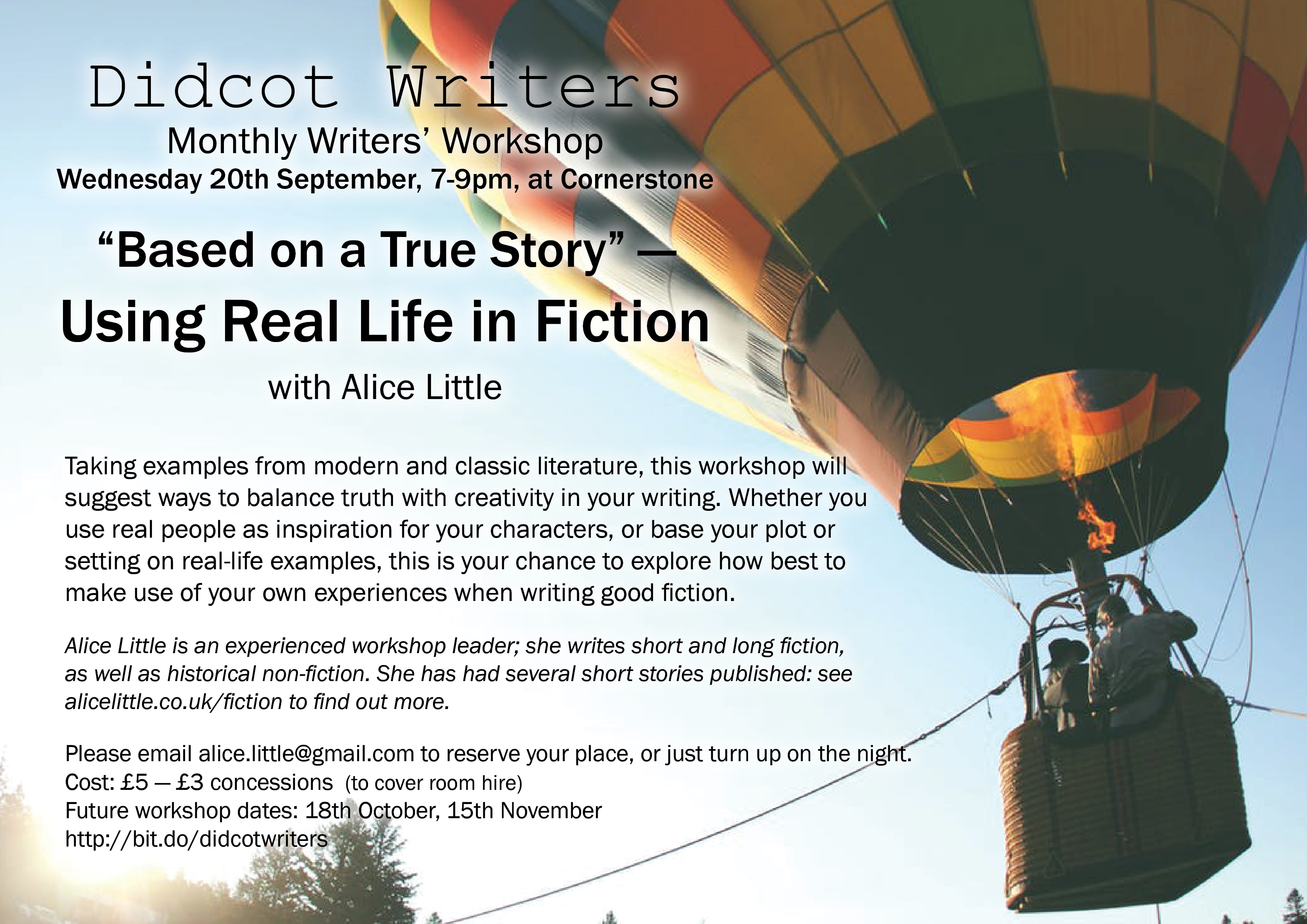 Didcot Writers